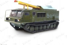 Буровая установка на гусеничном ходу УРБ-2А2